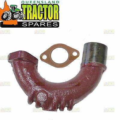 Exhaust Elbow and Gasket Kit for Massey Ferguson TED20 TEA20 TE20 Petrol Tractor