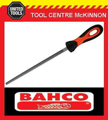 "BAHCO ERGO 6"" / 150mm 2ND CUT ROUND FILE – 1-230-06-2-2"