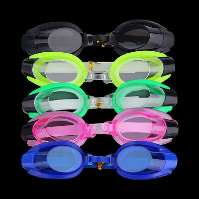 New Anti Fog UV Swimming Goggle Adjustable Glasses With Nose Clip+Ear Plug AU