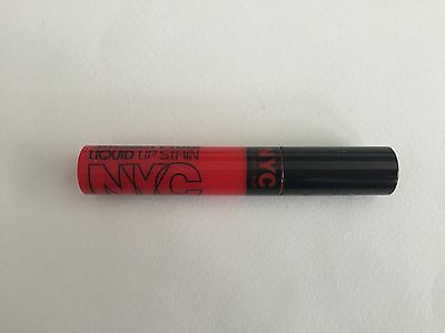 NYC New York Color Smooch Proof Liquid Lip Stain 7ml More Available in Shop