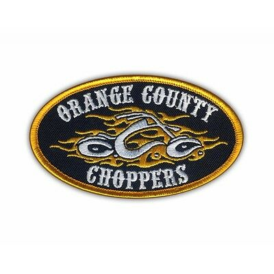 Orange County Choppers (owal) PATCH/BADGE