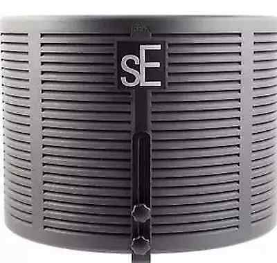 sE Electronics RF-X Reflexion Filter Portable Microphone Vocal Booth Mint