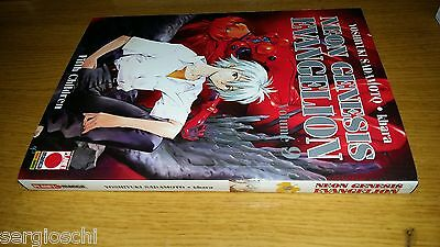 Neon Genesis Evangelion #  9 - Fifth Children - Planet Manga - Nuovo - Mn13