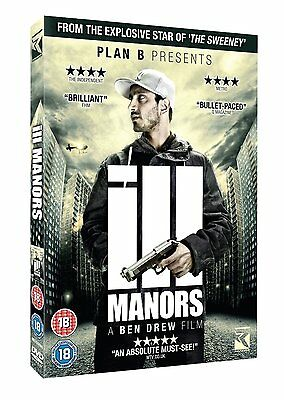 Ill Manors DVD (Ben Drew) Disc Only No Case Or Cover