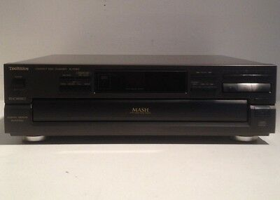 Technics SL-PD827 Compact 5 Disc Changer Multi CD Player Digital Stereo System
