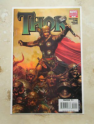 Thor 1 2007 NON-ZOMBIE INCENTIVE VARIANT Suydam 10 X SCARCER THAN ZOMBIE VERSION
