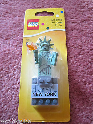 Lego Statue Of Liberty New York Magnet 853600 - New/sealed