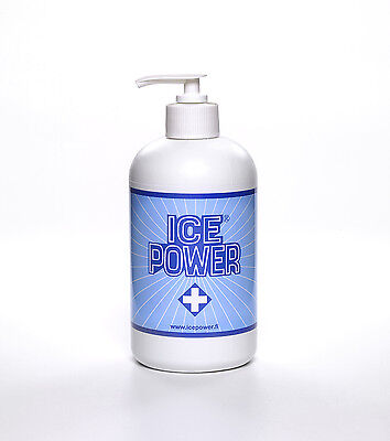 Ice Power 400ml Cold Pain Relief Gel