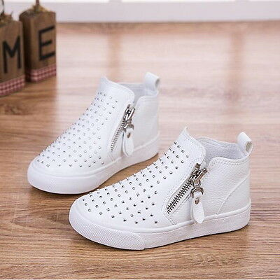 NEW Children Kids Girl Boy Sports Sneakers Casual Shoes