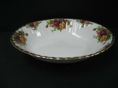 Royal Albert Old Country Roses Cereal Bowl England