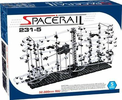 Kids Authority Spacerail /Spacewarp Level 5/ Roller Coster - 100ft track