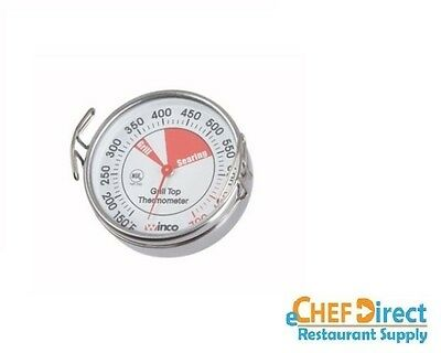 "2-1/4"" Grill Surface Searing Thermometer 150-700 F Degrees"
