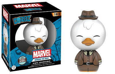 Funko Dorbz Specialty Series Marvel: Howard the Duck Brand New & Mint