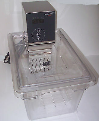 Fusionchef Julabo PRO Sous Vide Pearl  Complete Water Bath System - REFURBISHED