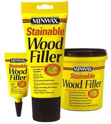Stainable Wood Filler,No 42853000,  Minwax Company, The, 3PK
