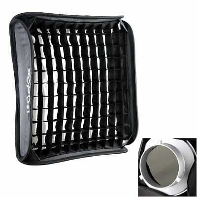 Godox 60x60cm Honeycomb Grid Foldable Softbox Bowens Mount for AD600B AD600BM AU