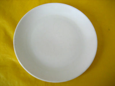 """set of 7x BRANKSOME TWINTONE PLATES dia 6.25""""/16.2mm, marks& lots of scratches"""