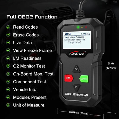 For MERCEDES BENZ Car Diagnostic PRO CANBUS Scanner Code Reader Fault Tool OBD2