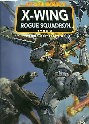 Rare / Bd - Star Wars : X Wing Rogue Squadron / Tome 2 ( 1998 - Comme Neuf )