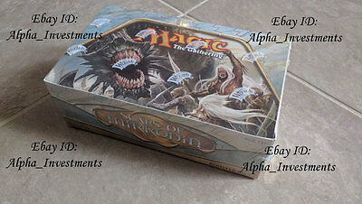 MTG Scars of Mirrodin Booster Box SEALED Booster Pack Box ENGLISH