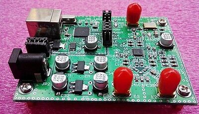 ADF4350 Development Board module 137M-4.4G+ SMA cable