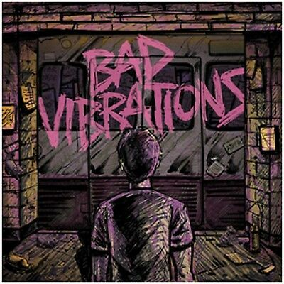 A Day to Remember - Bad Vibrations - New Black Vinyl LP - Pre Order - 2nd Sept