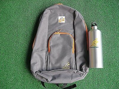 Hahn Super Dry Wallabies Back Pack And Water Bottle Genuine! Bintang,carry On,