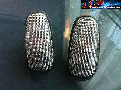 VY VZ Commodore x2 Side Guard Blinkers Indicators Right & Left Calais Berlina