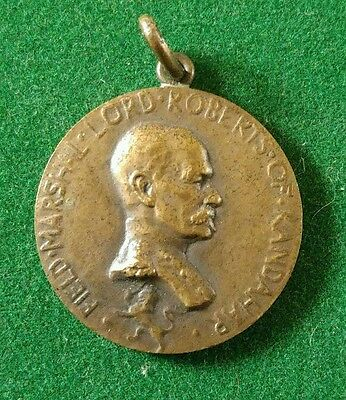 Field Marshall Lord Roberts of Kandahar rifle medal 1900s