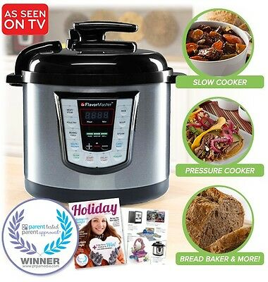 Flavormaster 10 in 1 Multi Cooker  |  Direct from Danoz - Full 10YR Warranty.