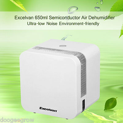 700ML Air Deshumidificador Portátil Secador Dehumidifier Control Táctil for 20m²