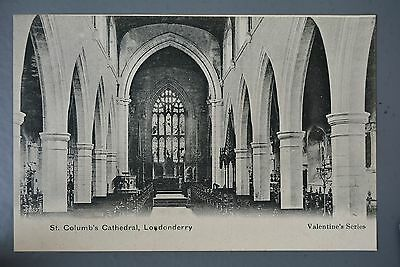 R&L Postcard: Northern Ireland, St Columb's Cathedral Londonderry