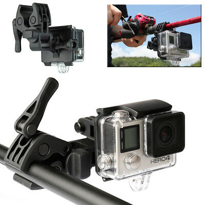 Bow Archery Rifle Gun Fishing Rod Sportsman Camera Mount for GoPro Hero 2 3 3+ 4