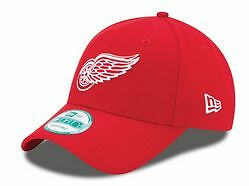 """Casquette New Era 9Forty """" The League """" Detroit Red Wings"""