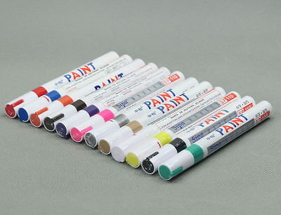 NEW IN PACKET 1 X 12Pc Oil Based Paint Marker Set