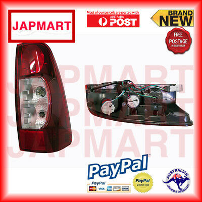 Holden Rodeo Ra 01/2007 ~ 09/2008 Tail Light Right Hand Side R79-Lat-Drlh