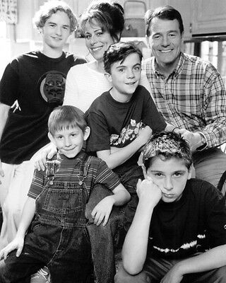 Malcolm in the Middle Jane Kaczmarek Bryan Cranston Poster or Photo