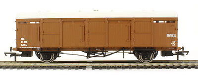 R6682A Hornby 00 Gauge LNER Extra Long CCT Van B '1267' New and Boxed