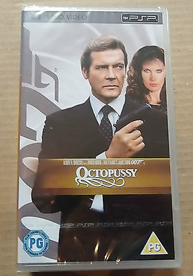 Octopussy  (New & Sealed)(Sony PSP UMD Video)   Free  Postage