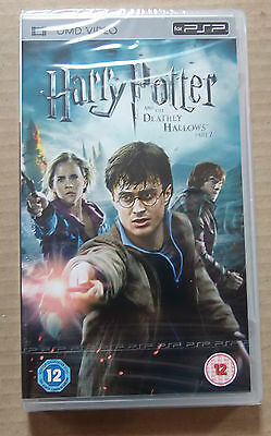 Harry Potter and the Deathly Hallows Part 2 (New & Sealed)(Sony PSP UMD Video)