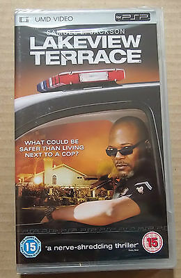 Lakeview Terrace (New & Sealed)(Sony PSP UMD Video) Free  Postage