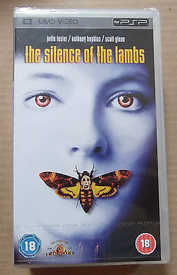 The Silence of the Lambs (New & Sealed)(Sony PSP UMD Vid)  Free  Postage