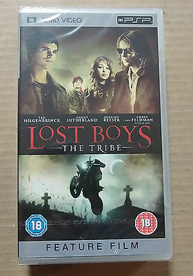 Lost Boys 2 The Tribe (New & Sealed)(Sony PSP UMD Video)  Free  Postage