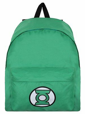 Green Lantern Backpack Rucksack Justice League