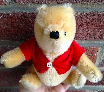 "Rare 8"" Disney Musical Mohair Winne The Pooh By Gabrielle Excellent Buy Now Nr"