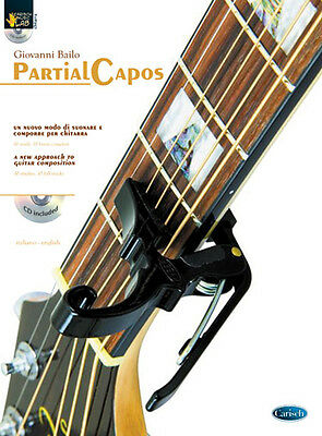 Giovanni Bailo - PARTIAL CAPOS con CD