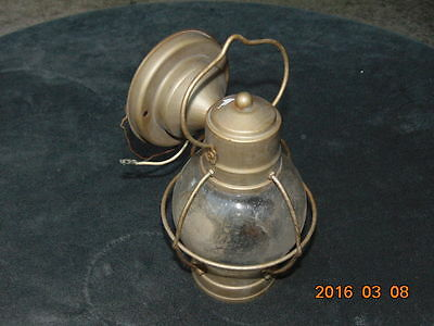 Western Miner Metal Light Wall Sconce Retro lamp Steam Industrial UNUSUAL porch