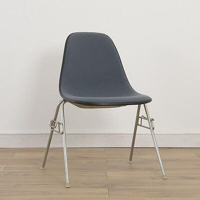 1 x Herman Miller Vintage Original Eames Grey White Fiberglass Chair Base Choice