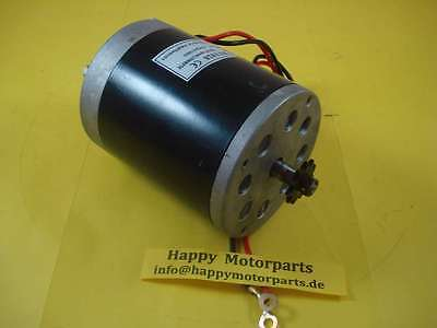 HMParts e-Scooter electric Motor for e.g. Mach 1, 36 V , 1000 W, MY 1020 DC