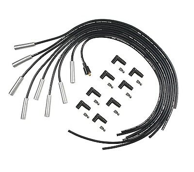 Accel 9000 Extreme Heat 8mm Spark Plug Wires Universal Big Block Chevy,Ford HEI